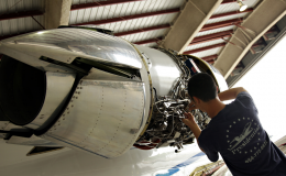 Aircraft Maintenance Small