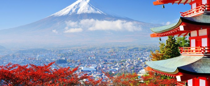 Experience the Charisma of Japan by Private Jet