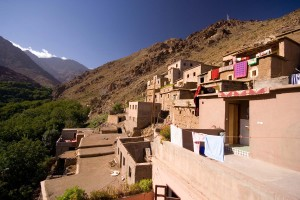 Berber Village in Morocco Small