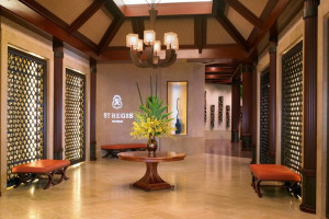 Hawaii Stregis Princeville Reception Hall