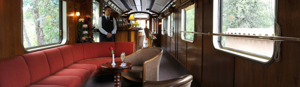 Hiram Bingham Train Interior Small