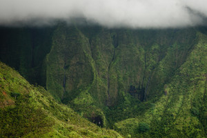 Mount Waialeale Kauai Hawaii Small