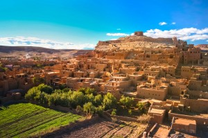 Ait Benhaddou Fortified City