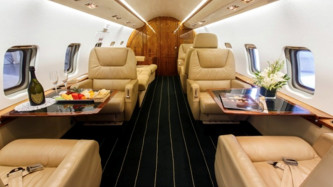 Challenger 600 Wide Interior Small