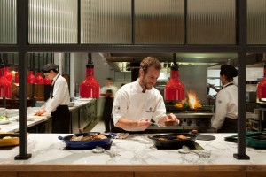 Four Seasons Hotel Kitchen Small