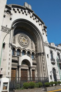 Libertad Synagogue in Buenos Aires