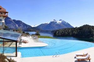 Llao Llao Hotel Pool Small