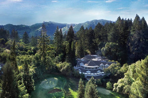 Meadowood Resort Aerial View Small
