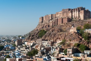 Meherangarth Fort Jodhpur India Small