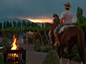Mendoza Horse Riders Small