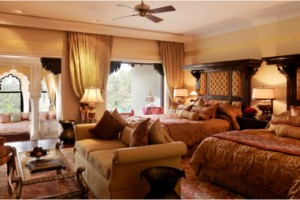 Rambagh Palace Hotel Interior Small
