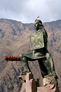 Sacred Incan Valley Statue Small