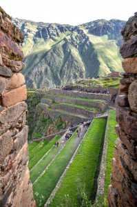 Sacred valley of Incas