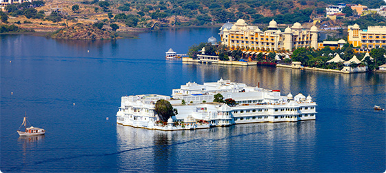 Udaipur India Lake Palace