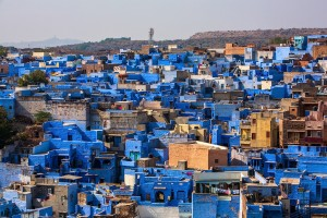 Jodhpur Rajasthan Blue City Small
