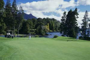 Llao Llao Golf Course Small