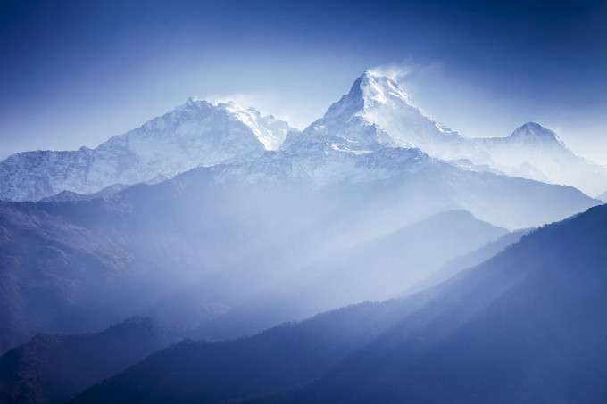 Annapurna Mountains, Nepal