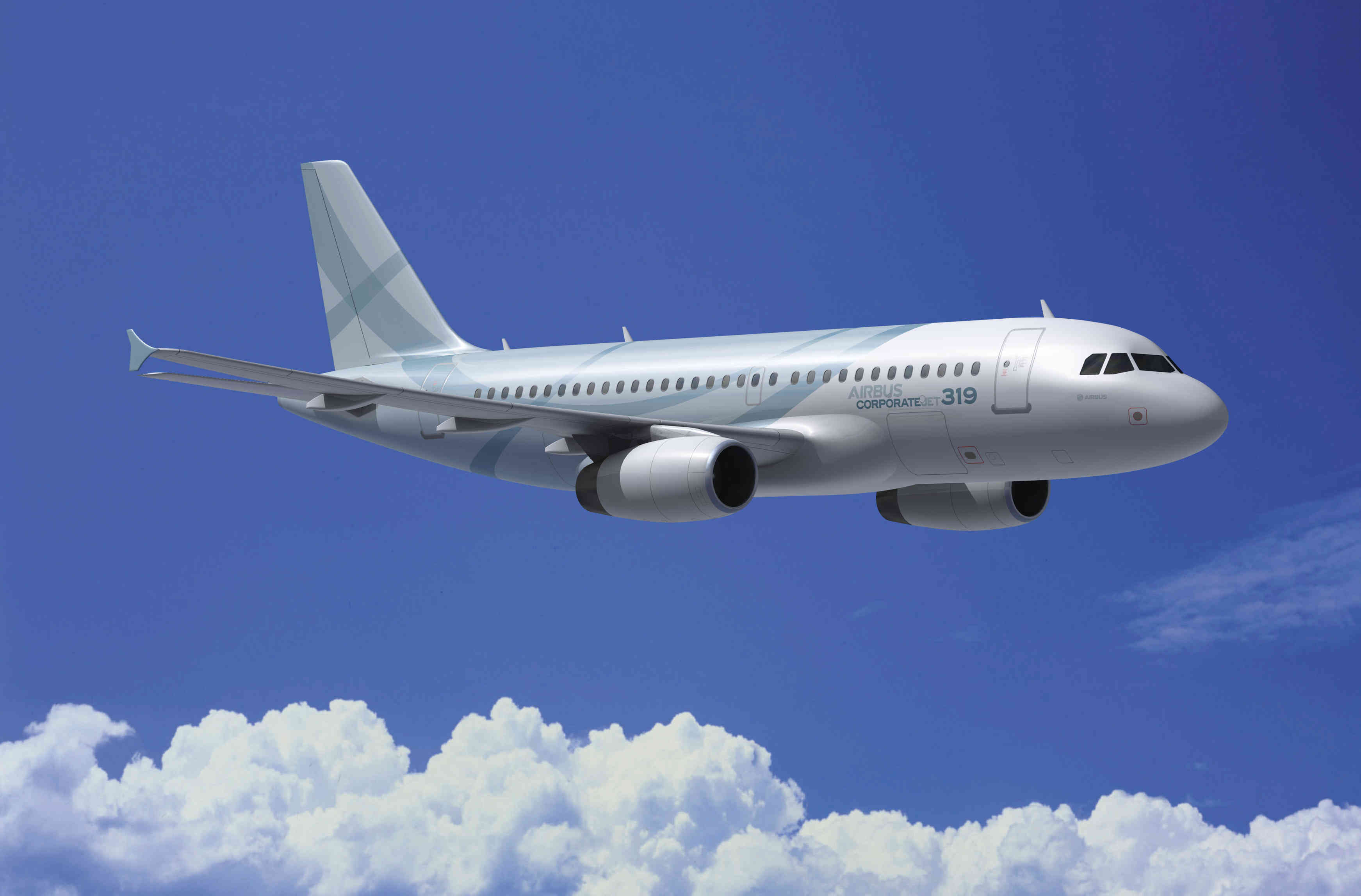Airbus Corporate Jet A319