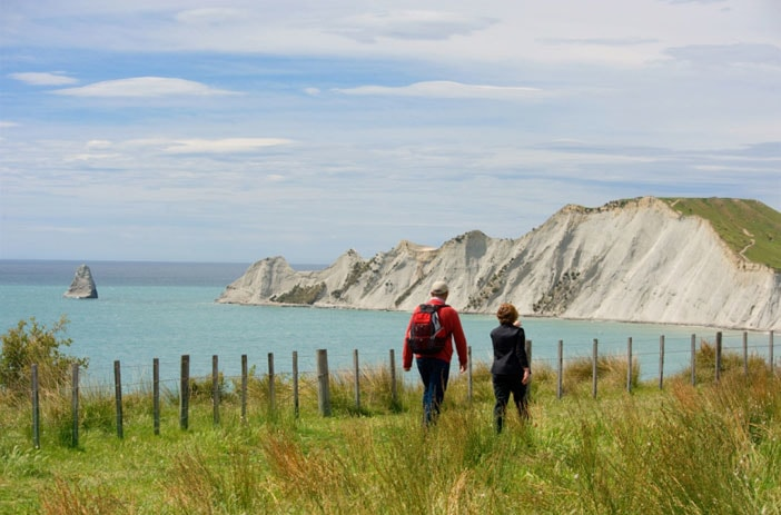 Cape Kidnappers - Hiking