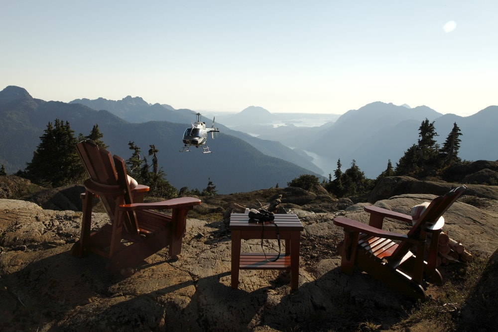 Clayoquot Wilderness Resort