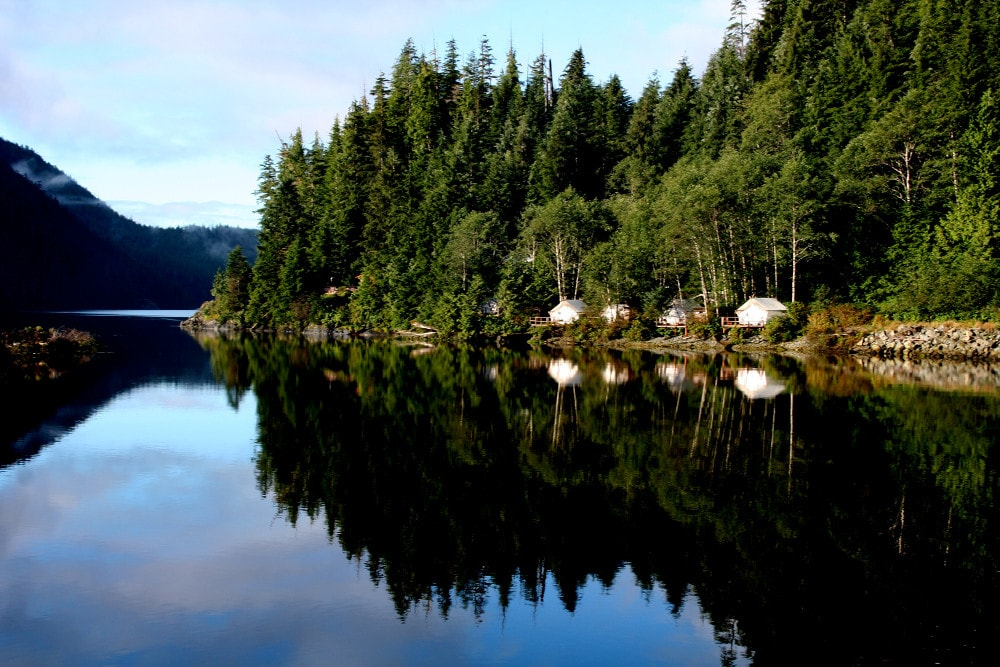 Clayoquot beautiful scenery