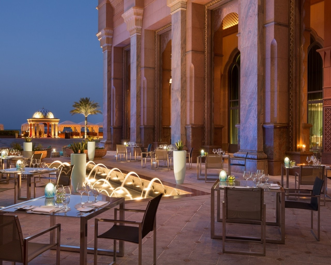 Sayad Restaurant Terrace