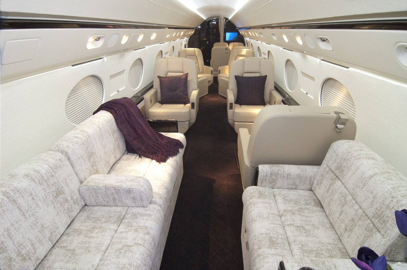 Presidential Aviation – Gulfstream GV – 16 Seats