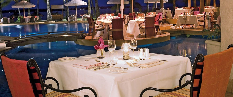 One&Only Mauritius - La Terrasse Restaurant