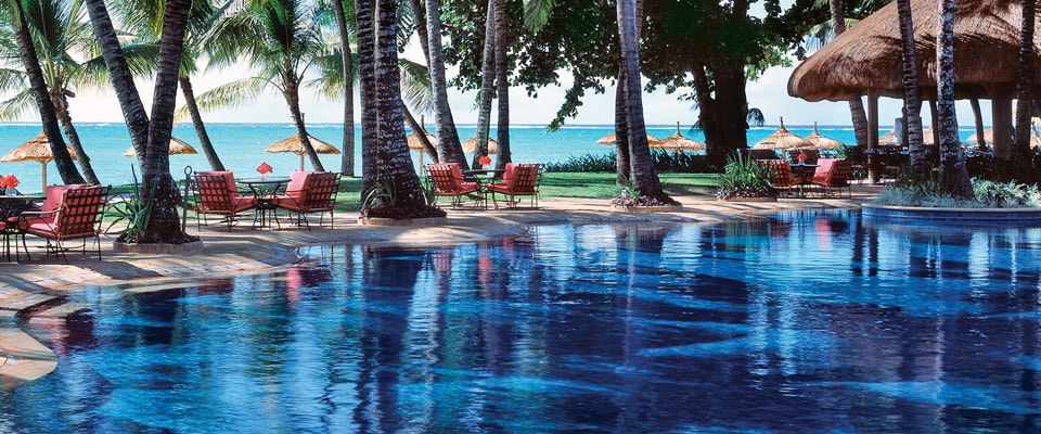 One&Only Mauritius - Pool
