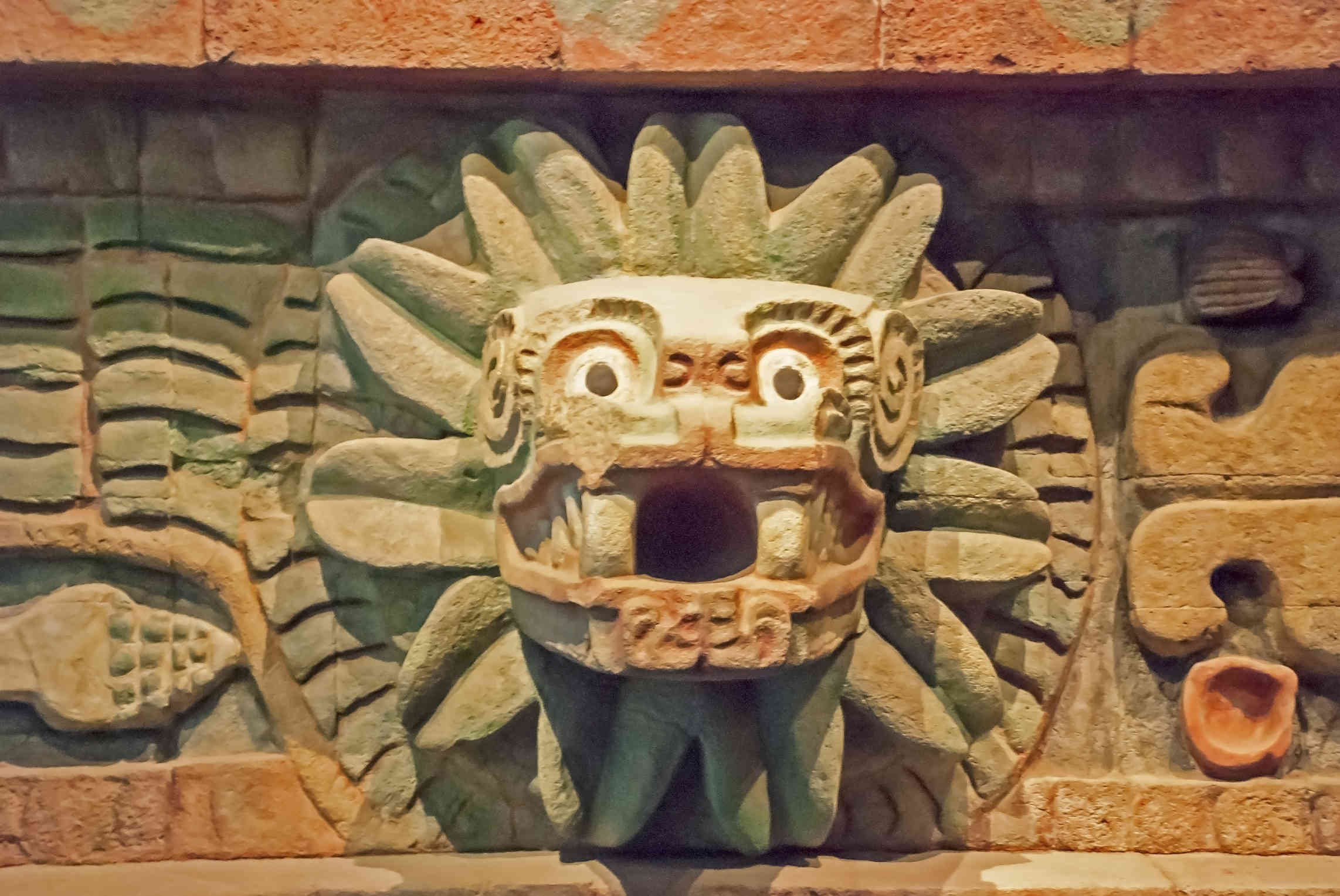 Pre-Columbian Sculpture, Museum of Anthropology