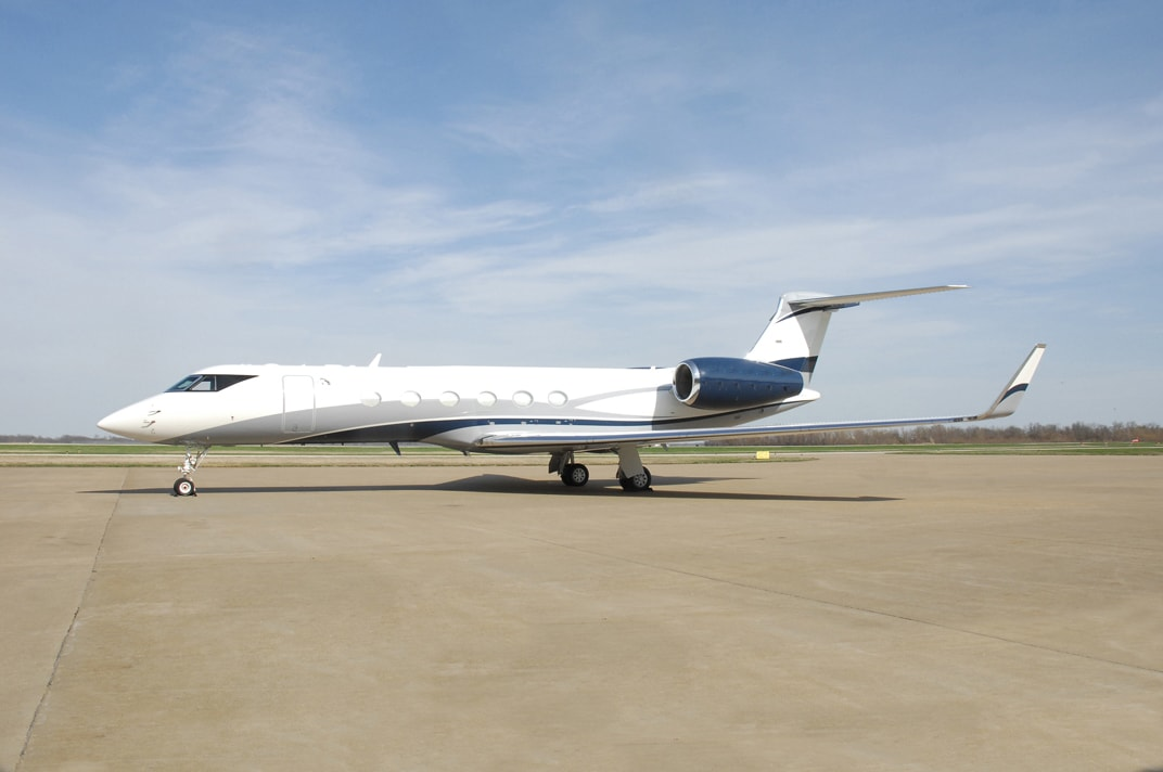 Presidential Aviation - Gulfstream GV – 16 Seats