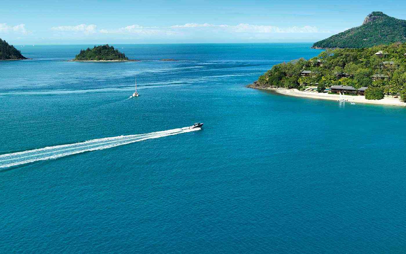 Qualia Resort Surroundings
