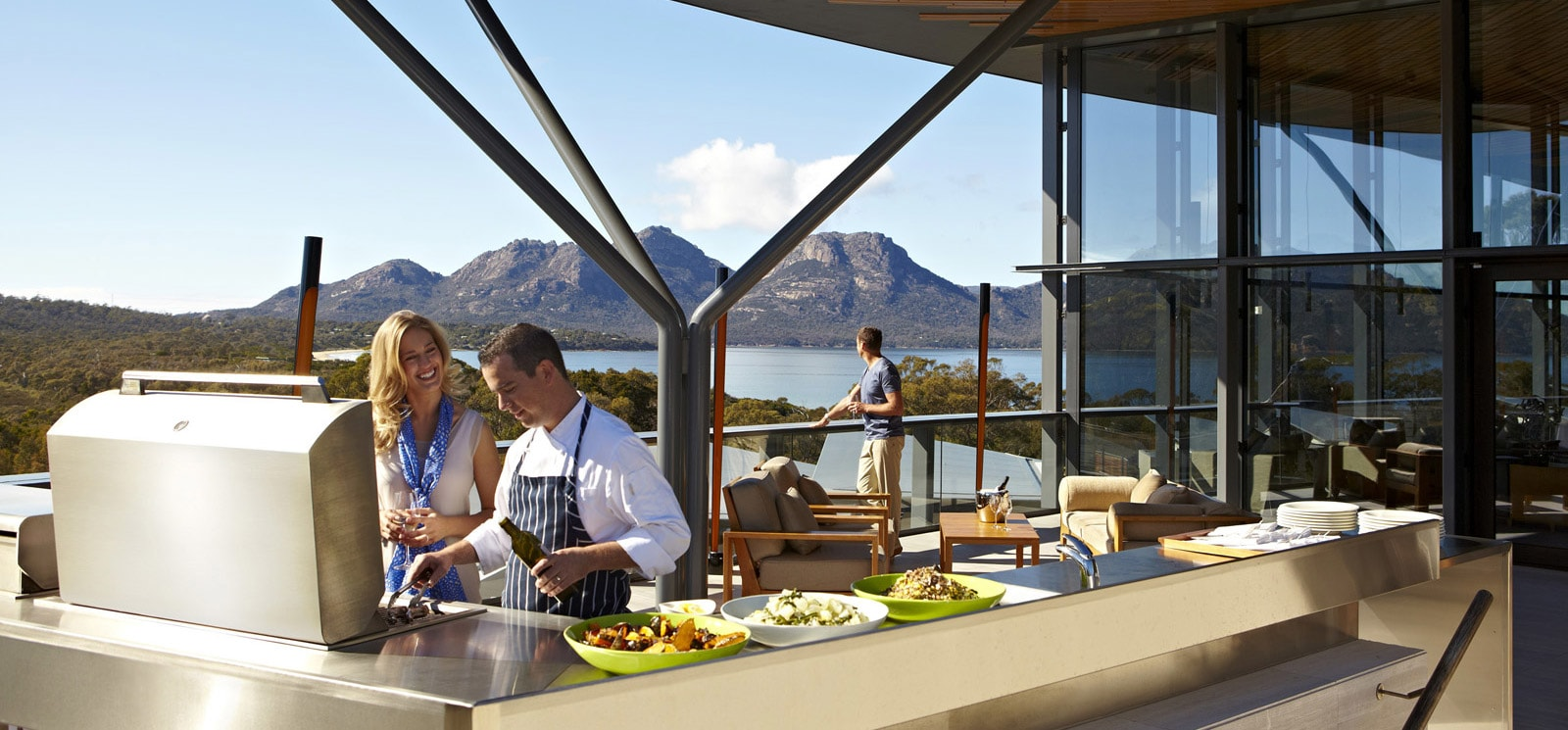 Saffire Freycinet - Dining Option