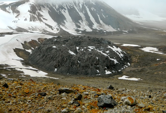 Valley of Ten Thousand Smokes - National Park Service Image