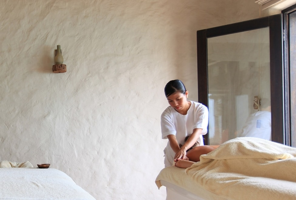 Six Senses Spa Massage